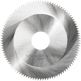 "Circular Blade 5.1/2"" x 0,025"" x 1.1/4"" 100T"