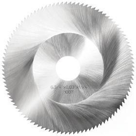 "Circular Blade 6.3/4"" x 0,03"" x 1.1/4"" 100T"
